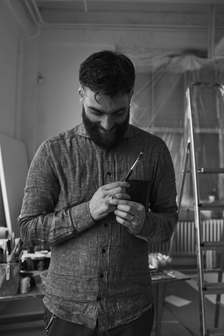 TENDAYSAWEEK – LITTLE ART AFFAIRS / HENRIK EIBEN