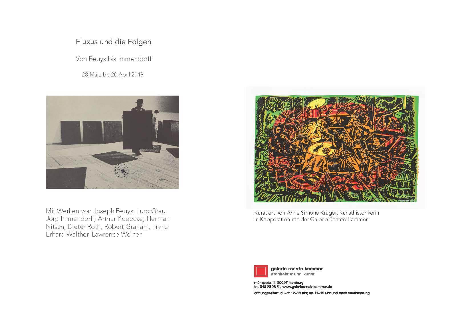 Fluxus und die Folgen – Art Talk