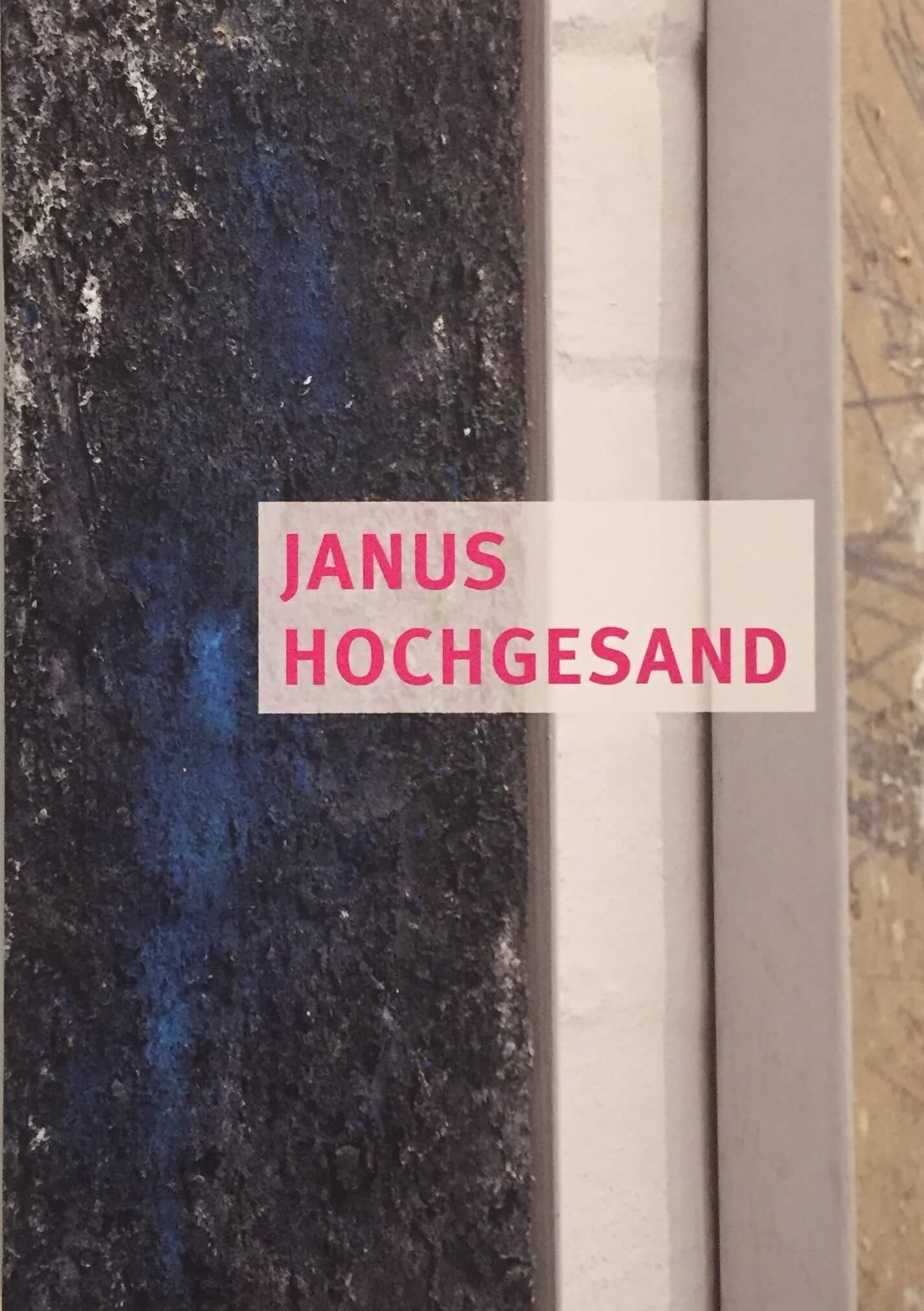 JANUS HOCHGESAND – HIGH INTENSITY PAINTING