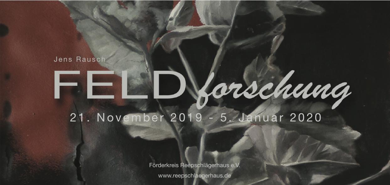Jens Rausch – FELDforschung
